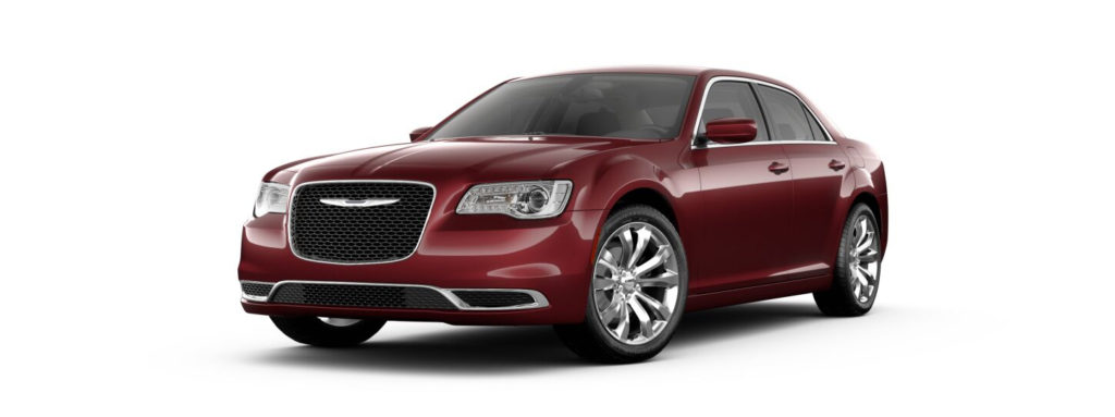 2020 Chrysler 300 Becomes Shinier With New Chrome