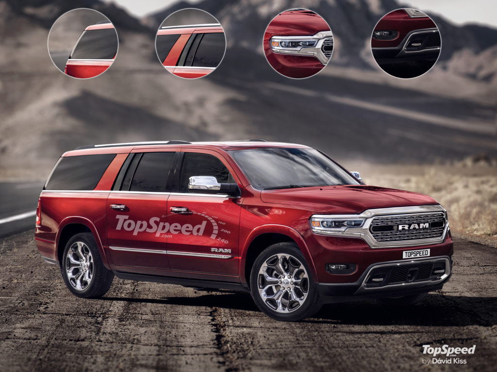 2020 RAM Ramcharger Pictures Photos Wallpapers Top Speed