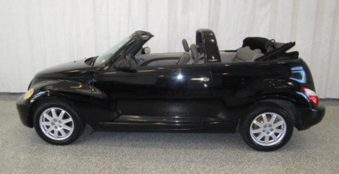 2007 Chrysler PT Cruiser Convertible For Sale In St Louis