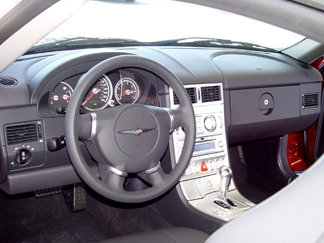 2004 Chrysler Crossfire Reviews And Rating Motor Trend