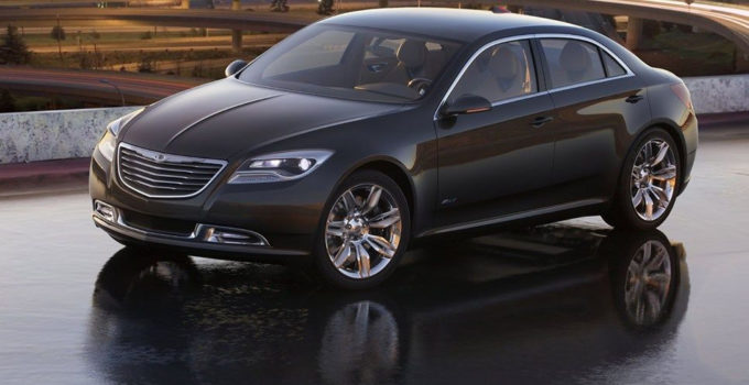 Chrysler 300 Redesign 2018 Release Date Engine Price