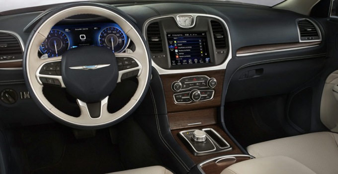2015 Chrysler 300C Price Photos Reviews Features