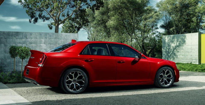 Chrysler 300 Update Is Missing One Key Ingredient CarBuzz