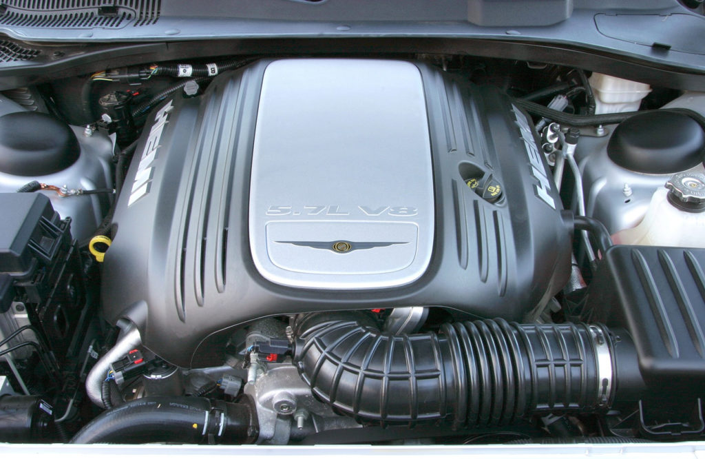 Chrysler 300C Saloon Review 2005 2010 Parkers