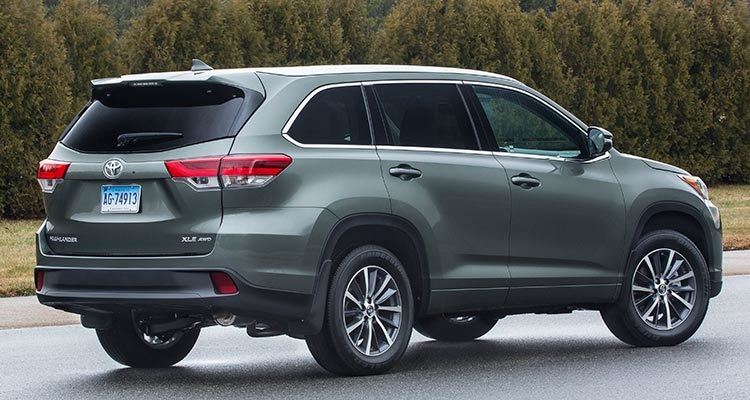 2018 Toyota Highlander Review Interior Release Date