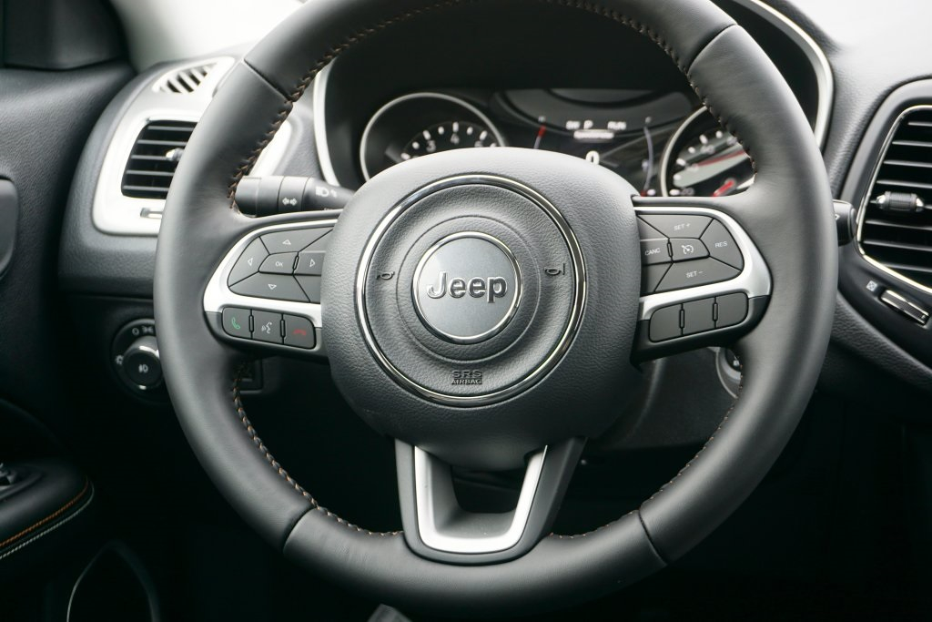 New 2020 JEEP Compass Latitude Sport Utility In New Castle