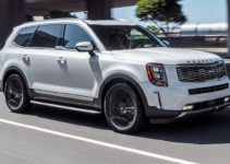 2020 Kia Telluride Earns IIHS Top Safety Pick Award