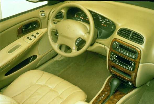 1999 Chrysler Concorde LXi 4dr Sedan Specs And Prices