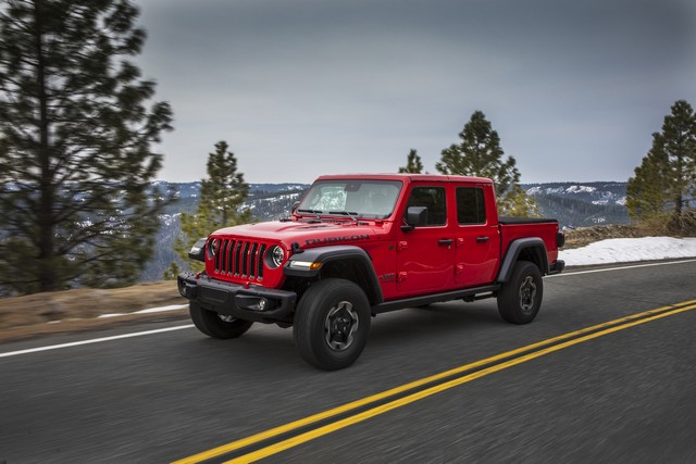 2021 Jeep Gladiator Curb Weight Release Date Redesign