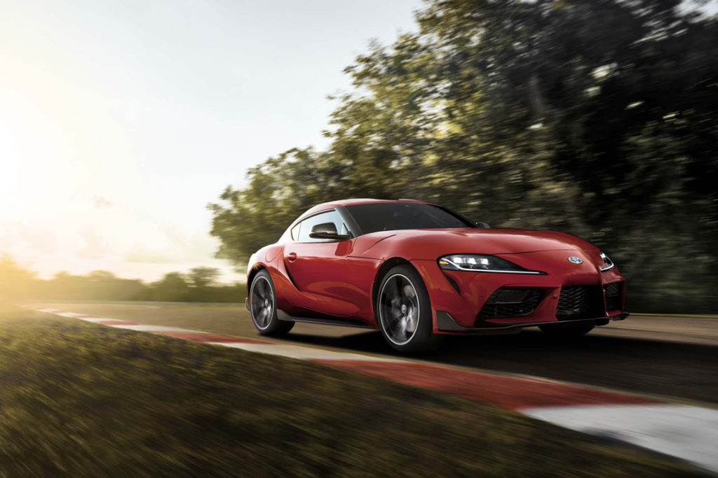 2020 Toyota Supra Review Ratings Specs Prices And