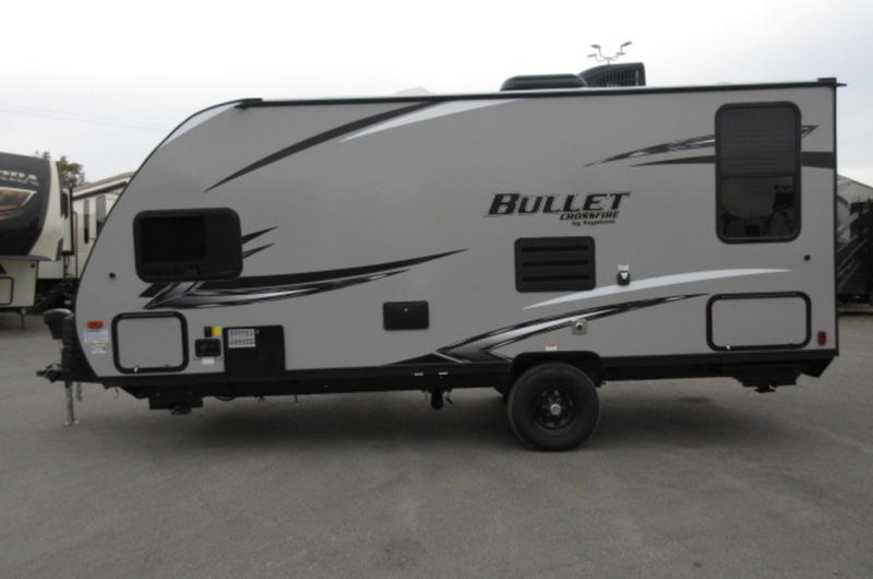 2021 Keystone RV Bullet Crossfire 1900RD Best RV Center