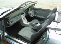 2008 Chrysler Crossfire Convertible Review Trims Specs