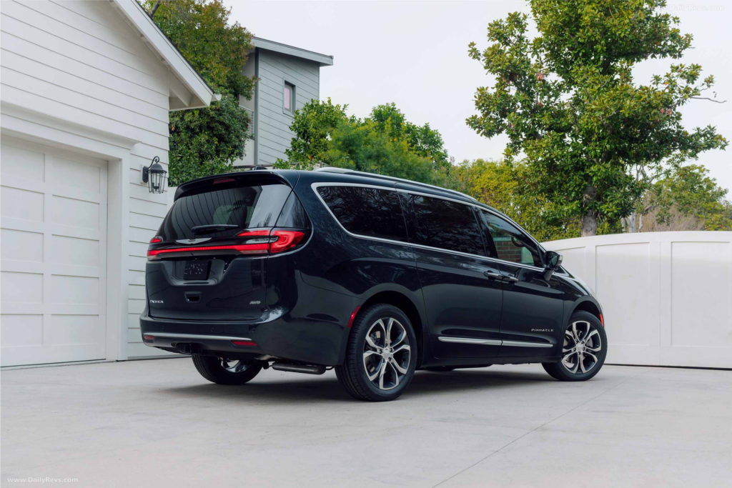 2021 Chrysler Pacifica HD Pictures Videos Specs