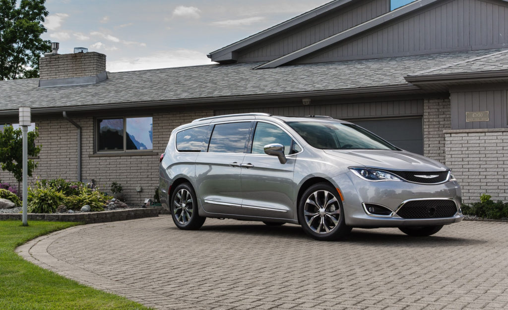 2019 Chrysler Pacifica Reviews Chrysler Pacifica Price