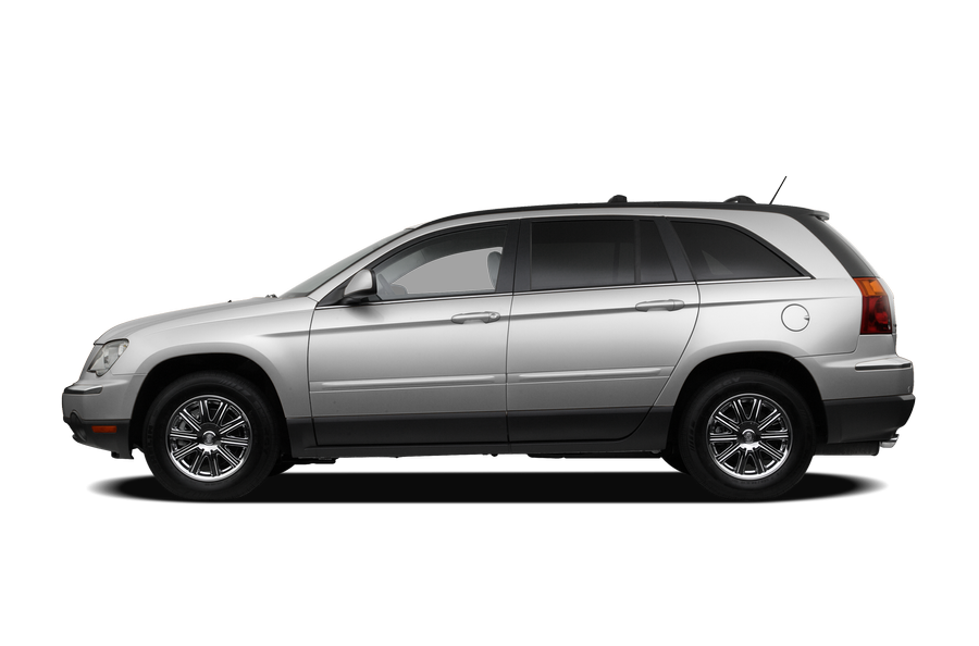 Used 2008 Chrysler Pacifica For Sale At Ramsey Corp VIN