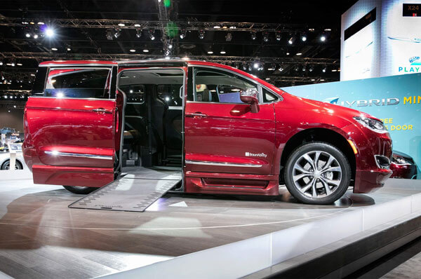 2020 Chrysler Pacifica Review Price Specs Changes