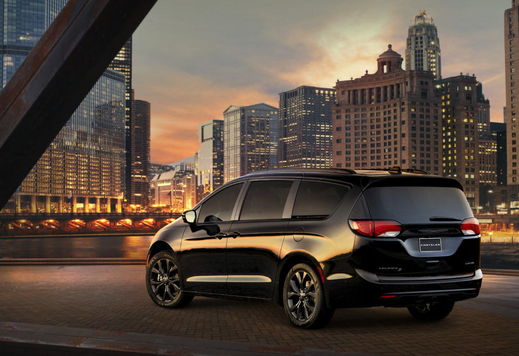 2021 Chrysler Pacifica Pictures New Best SUVs
