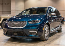 2021 Chrysler Pacifica Awd For Sale