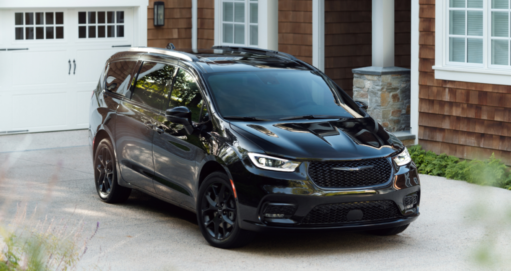 2021 Chrysler Pacifica MSRP Release Date Dimensions