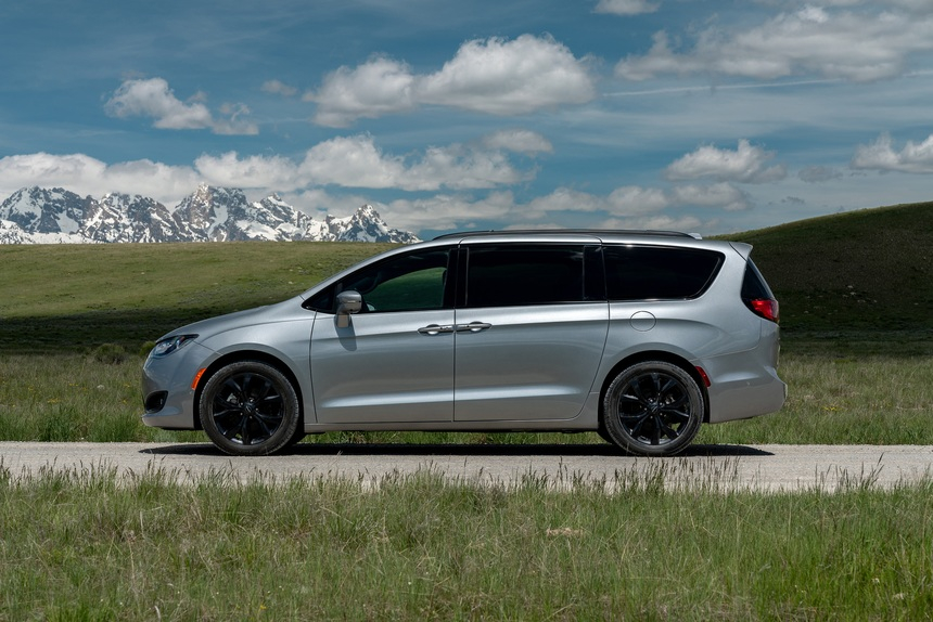 2020 Chrysler Pacifica Deals Prices Incentives Leases
