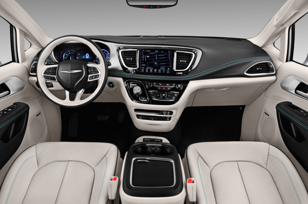 2018 Chrysler Pacifica Plug in Reviews Research Pacifica