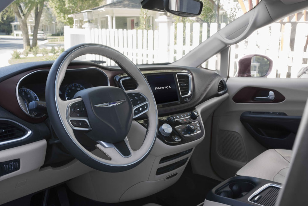 Chrysler Pacifica Lease Deals Near Erie PA David Corry