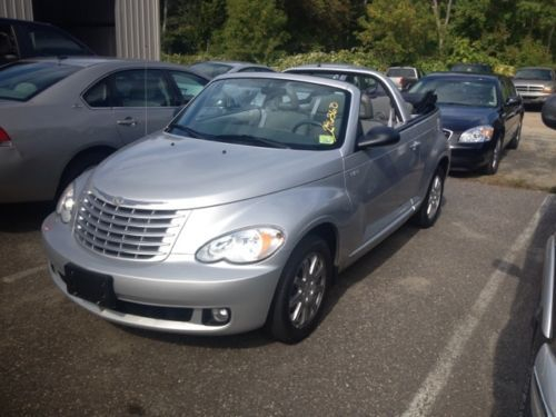 Sell Used 2006 Chrysler PT Cruiser Touring Convertible 2