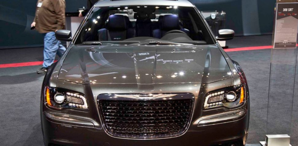 New Chrysler 300 2022 Fiatchryslernews